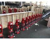 多级消防泵