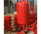 消防成套供水机组